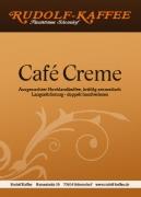 Café Creme 500g, gemahlen