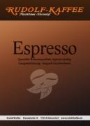 Espresso 500g, gemahlen