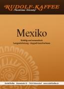 Mexiko 500g, ganze Bohnen